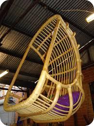 futon rattan papasan chair u2013 rattan creativity and headboard