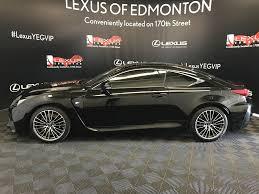 lexus rc f price used used 2015 lexus rc f 2 door car in edmonton ab l11864a