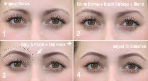 tutorial alis mata untuk wajah bulat kataday cara menerapkan makeup realistis dengan photoshop