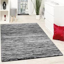 Wohnzimmer M El Modern Wohnzimmer Teppich Spezial Melierung Grau Design Teppiche