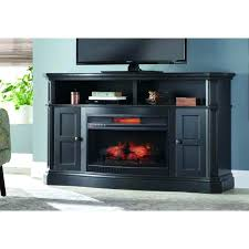 awesome tv console with fireplace suzannawinter com