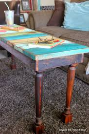 Make Your Own Reclaimed Wood Desk by Best 25 Reclaimed Wood Tables Ideas On Pinterest Reclaimed Wood