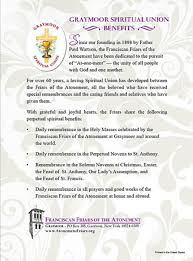 Prayer To Comfort Someone Spiritual Union Enrollment Form Catholic Mass Cards Catholic