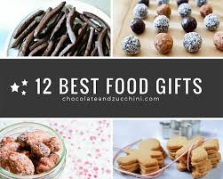 best food gifts 12 best food gifts for the holidays chocolate zucchini