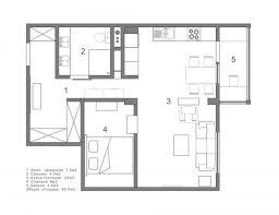 75 square meters to feet 2 single bedroom apartment designs under 75 square meters with floor