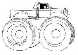 16 monster car coloring kids transportation 1000