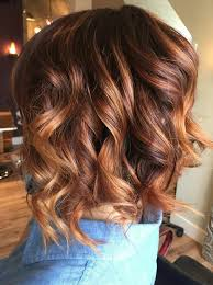 copper and brown sort hair styles perfect hair color for short hairstyles 2016 2017 jpg 536 716