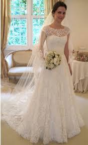 a line princess wedding dress new arrival lace a line princess wedding dresses 2016 with cap