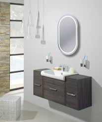 bauhaus essence illuminated led back lit mirror 500 x 800mm me8050a
