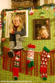 The Ugly Christmas Sweater Party - ugly christmas sweater party backdrop ringsirens design