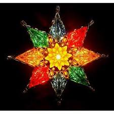 Star Christmas Tree Toppers Lighted - kurt s adler 7
