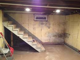 gutted basement how to finish a basement handy father