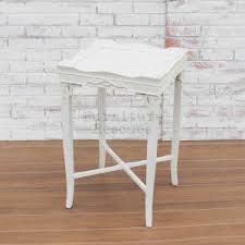 Small White Accent Table Tables Archives Furniture Rescues