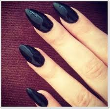 black claws 48 cool stiletto nails designs to try tips