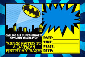 batman birthday invitations batman birthday invitations for comely