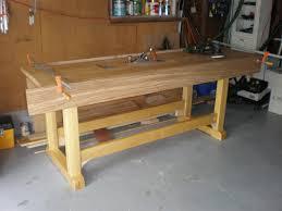 workbench first woodworking project talkfestool