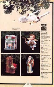 1991 hallmark trek ornaments