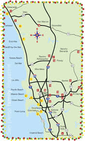 San Diego County Map 32 Best San Diego Maps Images On Pinterest San Diego City Maps
