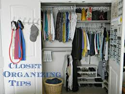 serenity now how to keep your closet organized