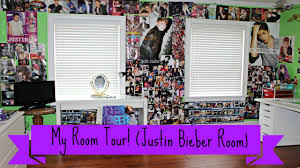 my room tour justin bieber room youtube