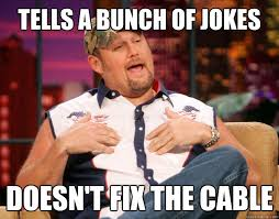 Cable Guy Meme - funny cable memes best cable 2017