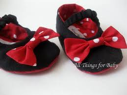 minnie mouse costume baby shoes black minnie mouse inspired