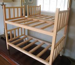 Stackable Bunk Beds 13 Best American Stackable Doll Bunk Beds With Bedding Images
