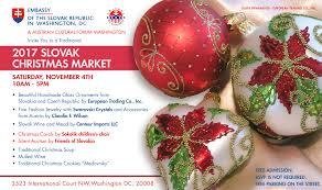slovak christmas market