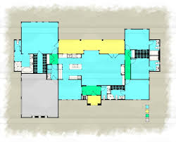 mediterranean spanish revival style house plans by cahomeplans