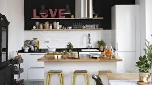 ilots central de cuisine ilots central cuisine 100 id es de avec lot contemporaine ou destiné