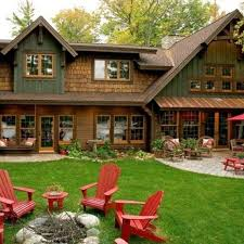 Mountain Home Exteriors Rustic Home Exteriors Modern Rustic Homes With Black Exteriors