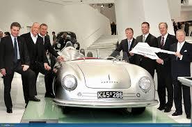 wolfgang porsche ausmotive com porsche opens new museum in stuttgart