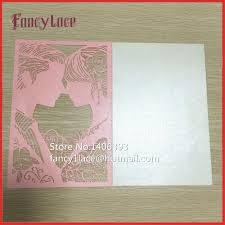 Blank Invitation Cards And Envelopes Online Get Cheap Blank Wedding Invitations Groom Bride Aliexpress