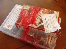 gingerbread man kit bits of everything