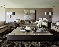 Luxury Home Interiors The Netherlands Private Residence Living Room John Breed