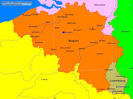 Belgium Language Map France Political Map Page 33 Of 77 A Learning Family