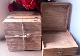 wooden groomsmen gifts rustic cigar boxes 69 unique and cool groomsmen gift ideas