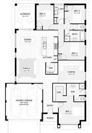 4 bedroom house plans single story google search house arcilla is a 3 bedroom one storey design which can be built in a 12