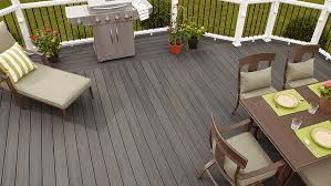 non slip decking low maintenance composite decking