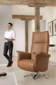 aloe modern recliner by rom belgium modern u0026 contemporary