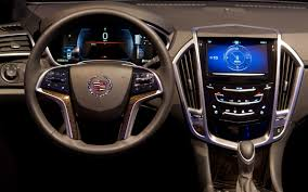 cadillac srx 4 2013 cadillac shows cue infotainment system coming to xts ats