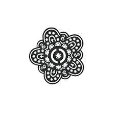 mandala tattoo zum aufkleben sialinda kekona körpertattoo brusttatoo aufkleber körperschmuck