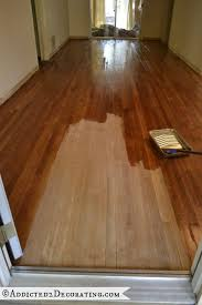 Wood Stain Medium Stain Water Based by My Diy Refinished Hardwood Floors Are Finished