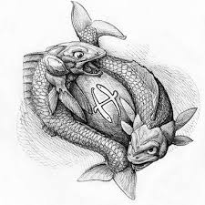 36 best cool pisces tattoo sleave images on pinterest pisces