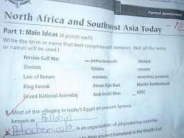 Southwest Asia Blank Map by History Textbooks Promoting Islam