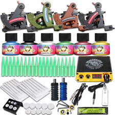 tattoo kit without machine tattoo machines guns ebay