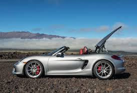 teal porsche no radio no air conditioning porsche boxster spyder is a