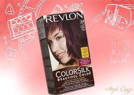 Light Burgundy Hair Best Revlon Hair Colours Available In India