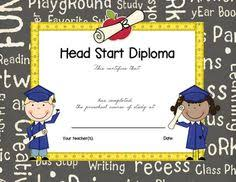 preschool certificates preschool graduation certificate template free school