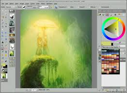 gimp design what come next after gimp painter 2 6 david revoy